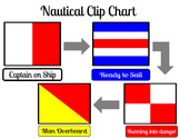 Nautical Clip Chart