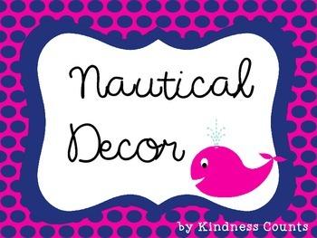 Nautical Decor