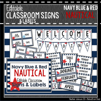 Nautical Signs Antiques