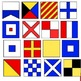 Nautical Alphabet FLAGS