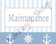 Nautical Job Chart