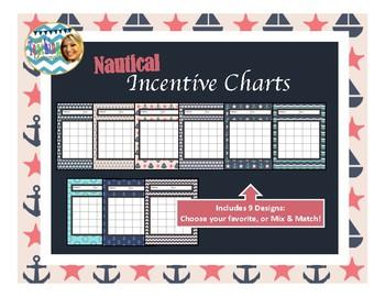 Nautical Incentive Charts