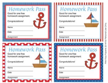 Nautical Incentive Rewards Bundle