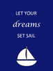 Nautical Inspirational Posters (Blue & Green theme)