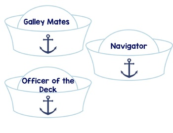 Nautical Job Chart