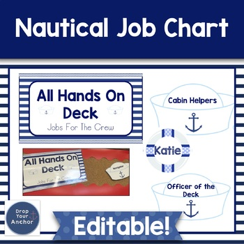 Nautical Jobs Worksheets & Teaching Resources | Teachers Pay