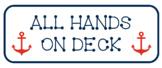Nautical Jobs- Editable