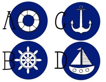 Nautical Labels
