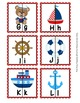 Nautical Letter Match Puzzles