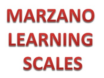Nautical Marzano Learning Scale
