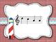 Nautical Melodies--Interactive Melody Reading Practice Game {sol mi la}