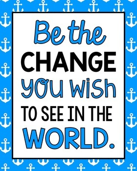 Nautical Motivational Posters