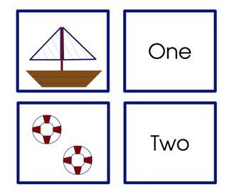 Nautical Nonsense Teacher's Aid