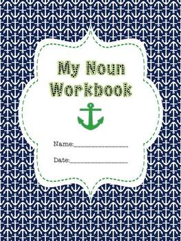 Nautical Nouns: A Printable Grammar Activity Book