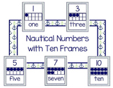 Nautical Numbers with Ten Frame