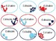 EDITABLE Nautical (Ocean) Themed Labels & Tags Bundle