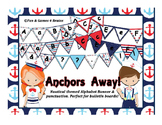 Nautical (Ocean) themed bulletin board banner