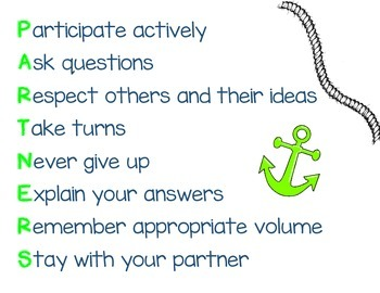 Nautical Partners Poster