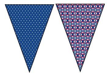 Nautical Printable Banners
