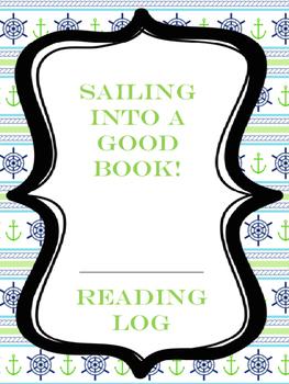 Nautical Reading Log