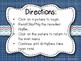 Nautical Rhythms - Interactive Reading Practice Game {ta titi}