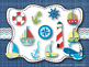 Nautical Rhythms - Interactive Reading Practice Game {ti tika}