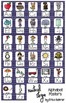 Nautical Stripe Alphabet Posters and More!