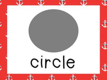 Nautical Super Shapes posters