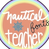 Nautical Teacher Fonts COMPLETE COLLECTION