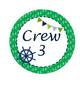 Nautical Team Labels