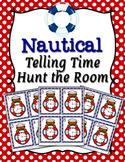 Nautical Telling Time Quarter Past Hunt the Room