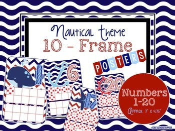 Nautical Theme 10 - Frame Posters