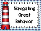 Nautical Behavior Clip Chart