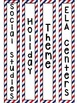 Editable Nautical Theme Binder Covers