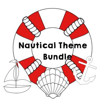 Nautical Theme Bundle