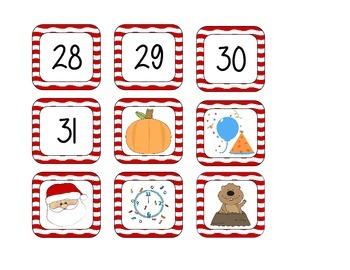 Nautical Theme Calendar Bundle
