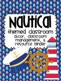 Nautical Theme Classroom {Decor, Classroom Management & Resources}