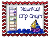 Nautical Theme Clip Chart 18-19