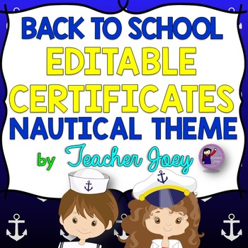 Nautical Theme Free