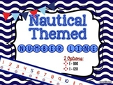 Nautical Theme Number Line Set