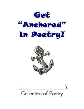 Nautical Theme Poetry Cover