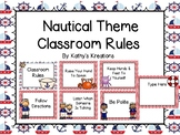 Nautical Class Rules