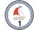 Nautical Theme Table Numbers