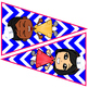 Nautical Theme Welcome Bunting Banner