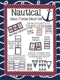 Classroom Decor Nautical Theme