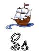 Nautical-Themed Classroom Alphabet Posters
