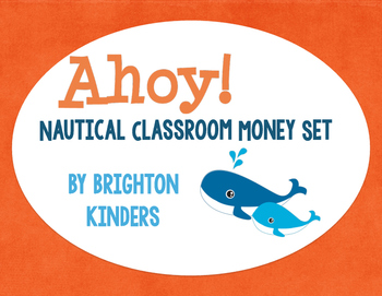 Nautical Themed Classroom Money System & Rules