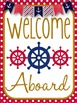 Nautical Themed Classroom Posters (8x11 or 11x17)