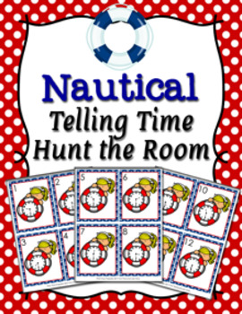 Nautical Time to the Half Hour Hunt the Room