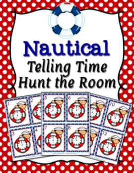 Nautical Time to the Hour Hunt the Room